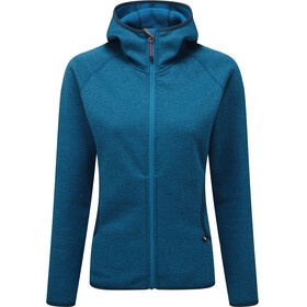 Mountain Equipment W's Lantern Hooded Jacket Lagoon Blue